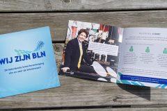 Drukwerk brochure BLN